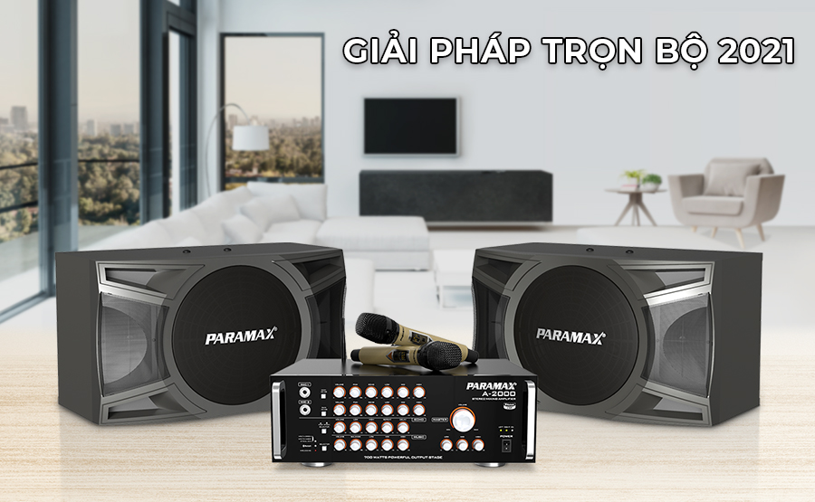 Thương hiệu Việt tiên phong cung cấp giải pháp trọn bộ cho Karaoke và Nghe nhạc: Tiện ích - Giá tốt