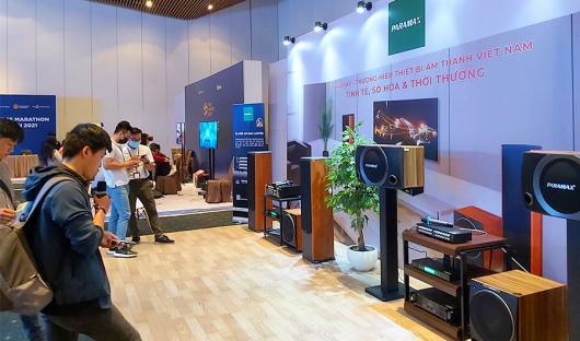 PARAMAX giới thiệu các giải pháp âm thanh gia đình chất lượng cao tại sự kiện Tech Awards